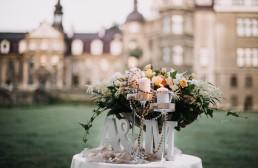Ślub w stylu glamour i wspaniały plener na Zamku w Mosznej 129