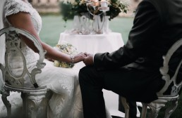 Ola i Marcin - Ślub w stylu glamour - wesele w Białej Akacji 130
