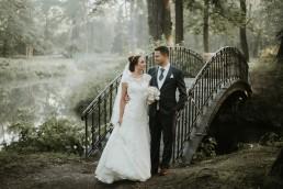 Ślub w stylu glamour i wspaniały plener na Zamku w Mosznej 164