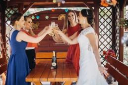 Ola i Marcin - Ślub w stylu glamour - wesele w Białej Akacji 34