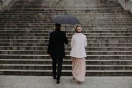 Asia i Grzesiek - Grudniowy ślub - Kościół na górce w Opolu - Restauracja Słociak 27