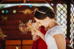 Ola i Marcin - Ślub w stylu glamour - wesele w Białej Akacji 35