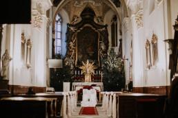Asia i Grzesiek - Grudniowy ślub - Kościół na górce w Opolu - Restauracja Słociak 28