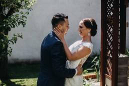 Ślub w stylu glamour i wspaniały plener na Zamku w Mosznej 37