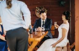 Ślub w stylu glamour i wspaniały plener na Zamku w Mosznej 38