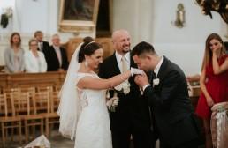 Ślub w stylu glamour i wspaniały plener na Zamku w Mosznej 44
