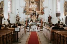 Ślub w stylu glamour i wspaniały plener na Zamku w Mosznej 46