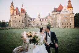 Ola i Marcin - Ślub w stylu glamour - wesele w Białej Akacji 134