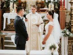 Ślub w stylu glamour i wspaniały plener na Zamku w Mosznej 11