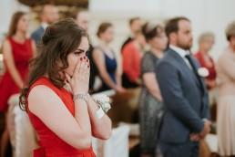 płacz ślub