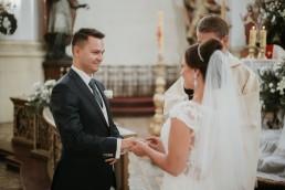 Ślub w stylu glamour i wspaniały plener na Zamku w Mosznej 53
