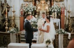 Ślub w stylu glamour i wspaniały plener na Zamku w Mosznej 54