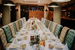 Asia i Grzesiek - Grudniowy ślub - Kościół na górce w Opolu - Restauracja Słociak 43
