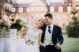 Ślub w stylu glamour i wspaniały plener na Zamku w Mosznej 135