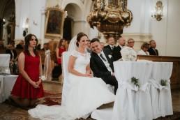 Ślub w stylu glamour i wspaniały plener na Zamku w Mosznej 59