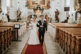 Ślub w stylu glamour i wspaniały plener na Zamku w Mosznej 62