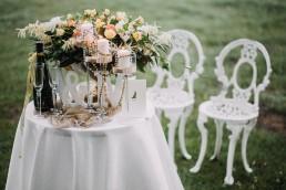 Ślub w stylu glamour i wspaniały plener na Zamku w Mosznej 136