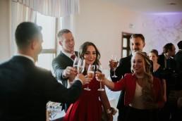 Ślub w stylu glamour i wspaniały plener na Zamku w Mosznej 73