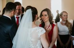 Ślub w stylu glamour i wspaniały plener na Zamku w Mosznej 75
