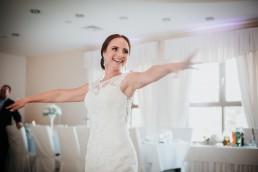 Ślub w stylu glamour i wspaniały plener na Zamku w Mosznej 78