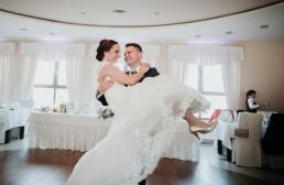 Ślub w stylu glamour i wspaniały plener na Zamku w Mosznej 82