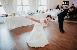 Ślub w stylu glamour i wspaniały plener na Zamku w Mosznej 83