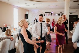 Ślub w stylu glamour i wspaniały plener na Zamku w Mosznej 86