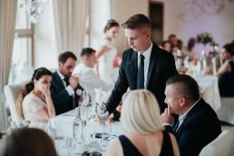 Ślub w stylu glamour i wspaniały plener na Zamku w Mosznej 87