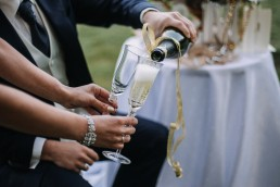 Ślub w stylu glamour i wspaniały plener na Zamku w Mosznej 142