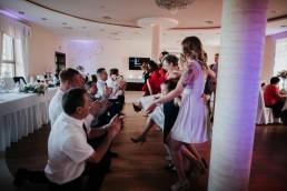 Ślub w stylu glamour i wspaniały plener na Zamku w Mosznej 94