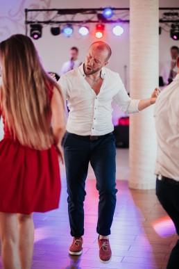 Ola i Marcin - Ślub w stylu glamour - wesele w Białej Akacji 95
