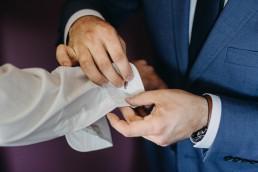 Ola i Marcin - Ślub w stylu glamour - wesele w Białej Akacji 6