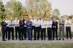 Ola i Marcin - Ślub w stylu glamour - wesele w Białej Akacji 97