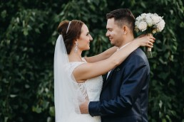 Ślub w stylu glamour i wspaniały plener na Zamku w Mosznej 100