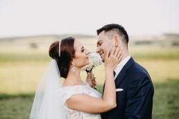 Ola i Marcin - Ślub w stylu glamour - wesele w Białej Akacji 104