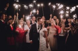 Ślub w stylu glamour i wspaniały plener na Zamku w Mosznej 111