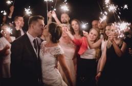 Ola i Marcin - Ślub w stylu glamour - wesele w Białej Akacji 112