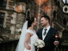 Ola i Marcin - Ślub w stylu glamour - wesele w Białej Akacji 7