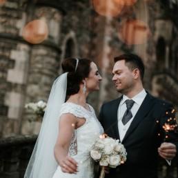 Ola i Marcin - Ślub w stylu glamour - wesele w Białej Akacji 3