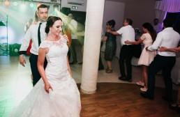 Ślub w stylu glamour i wspaniały plener na Zamku w Mosznej 114