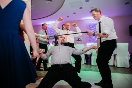 Ola i Marcin - Ślub w stylu glamour - wesele w Białej Akacji 115