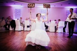 Ślub w stylu glamour i wspaniały plener na Zamku w Mosznej 116