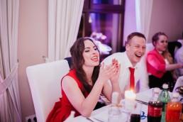 Ola i Marcin - Ślub w stylu glamour - wesele w Białej Akacji 117