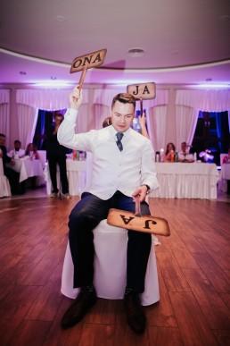 Ola i Marcin - Ślub w stylu glamour - wesele w Białej Akacji 118