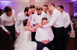 Ślub w stylu glamour i wspaniały plener na Zamku w Mosznej 119