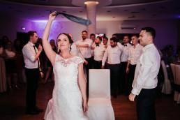 Ola i Marcin - Ślub w stylu glamour - wesele w Białej Akacji 120