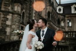 Ślub w stylu glamour i wspaniały plener na Zamku w Mosznej 150