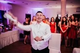 Ola i Marcin - Ślub w stylu glamour - wesele w Białej Akacji 123