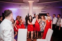 Ślub w stylu glamour i wspaniały plener na Zamku w Mosznej 124