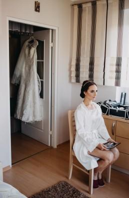 Ślub w stylu glamour i wspaniały plener na Zamku w Mosznej 13